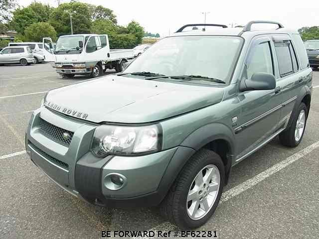 Used 2005 LAND ROVER FREELANDER BF62281 for Sale