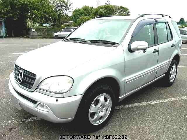 Used 2003 MERCEDES-BENZ M-CLASS BF62282 for Sale