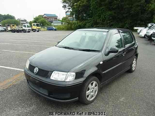 Used 2001 VOLKSWAGEN POLO BF62301 for Sale