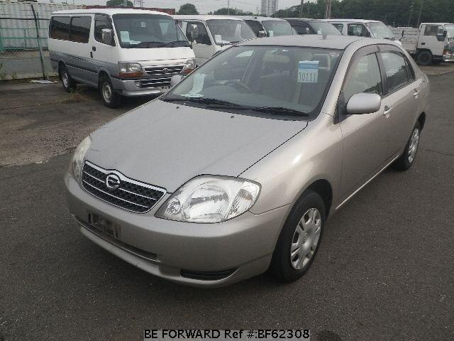 Used 2001 TOYOTA COROLLA SEDAN BF62308 for Sale