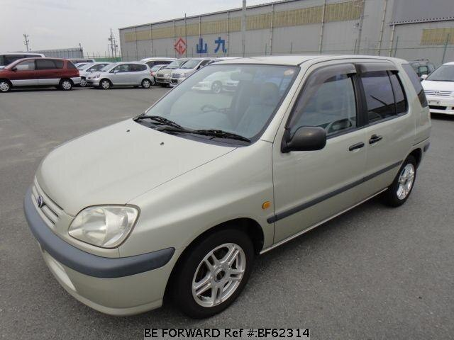 Used 1998 TOYOTA RAUM BF62314 for Sale