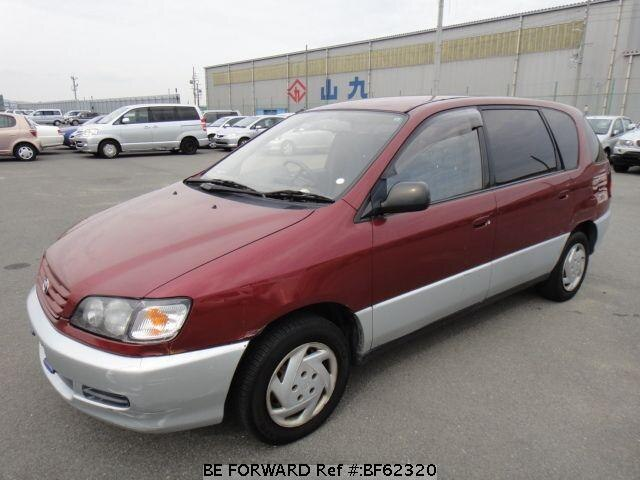 Used 1996 TOYOTA IPSUM BF62320 for Sale