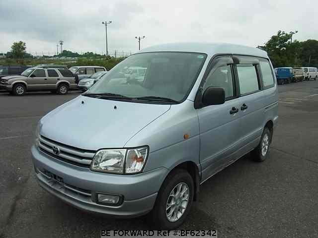 Used 1997 TOYOTA TOWNACE NOAH BF62342 for Sale