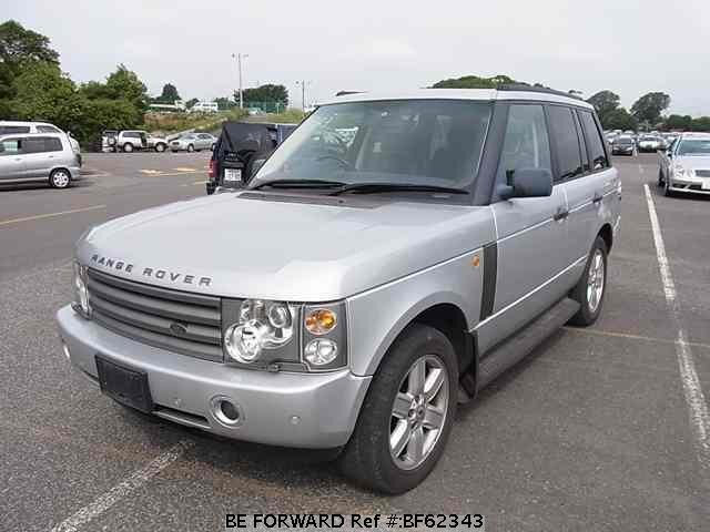 Used 2004 LAND ROVER RANGE ROVER BF62343 for Sale