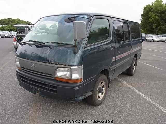 Used 1998 TOYOTA HIACE VAN BF62353 for Sale