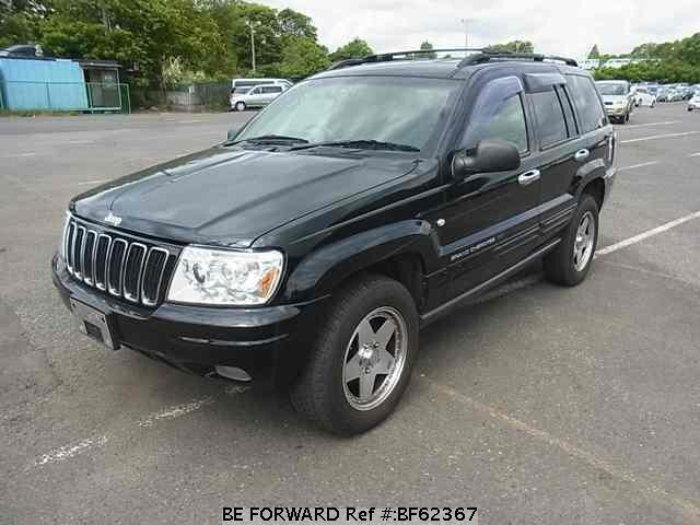 Used 2001 JEEP GRAND CHEROKEE BF62367 for Sale
