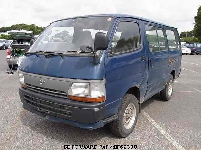 Used 1995 TOYOTA HIACE VAN BF62370 for Sale