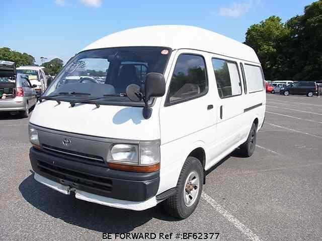 Used 1996 TOYOTA HIACE VAN BF62377 for Sale