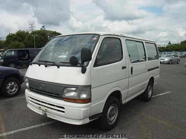 Used 1993 TOYOTA HIACE VAN BF62386 for Sale