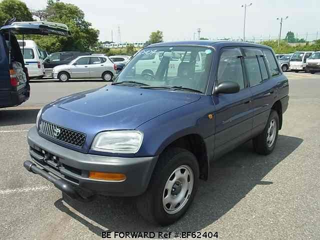 Used 1995 TOYOTA RAV4 BF62404 for Sale