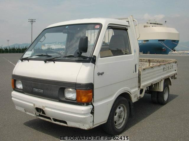 Used 1995 Mazda Bongo Truck  Kb-se28t For Sale Bf62415