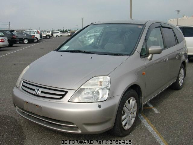 Used 2001 HONDA STREAM BF62418 for Sale