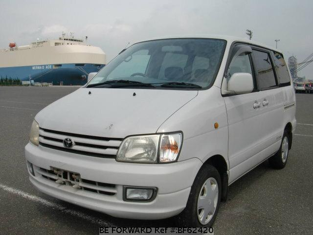 Used 1998 TOYOTA TOWNACE NOAH BF62420 for Sale