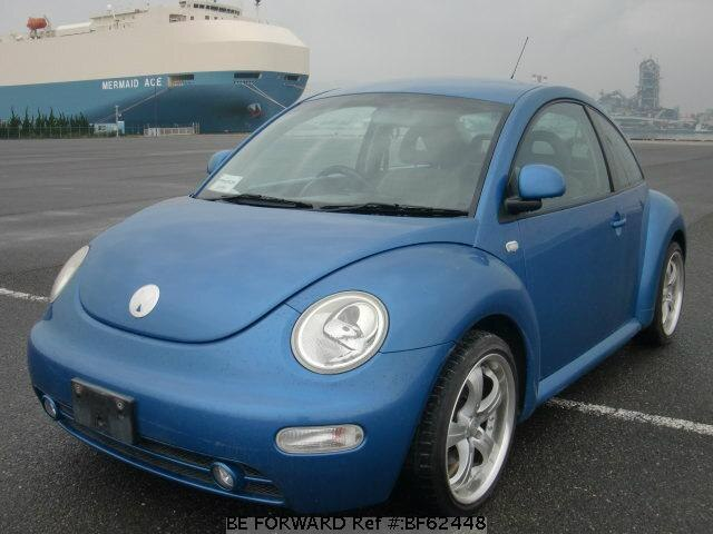 Used 2001 VOLKSWAGEN NEW BEETLE BF62448 for Sale