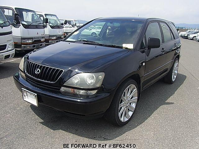 Used 1999 TOYOTA HARRIER BF62450 for Sale