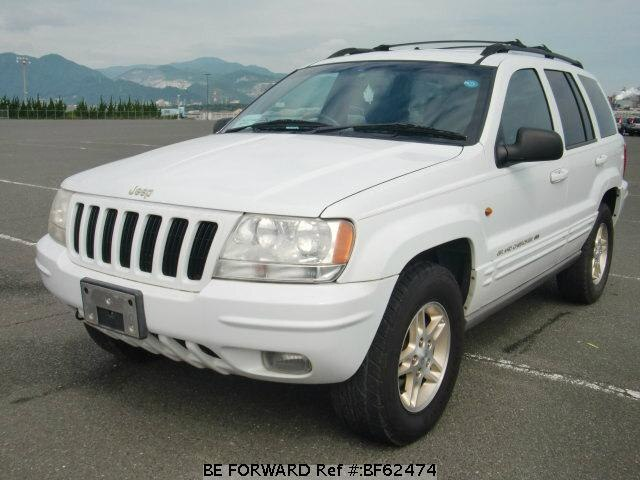Used 1999 JEEP GRAND CHEROKEE BF62474 for Sale