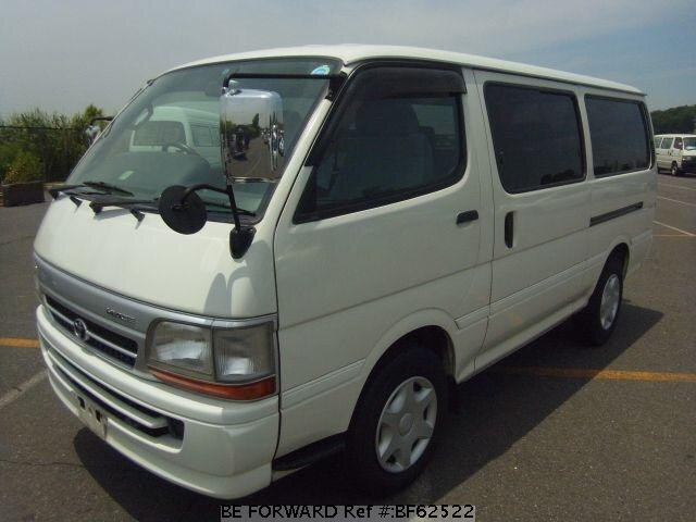 Used 2003 TOYOTA HIACE VAN BF62522 for Sale