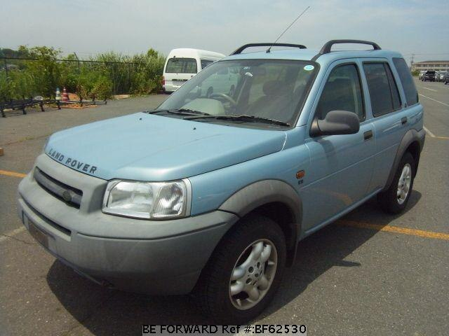 Used 2002 LAND ROVER FREELANDER BF62530 for Sale