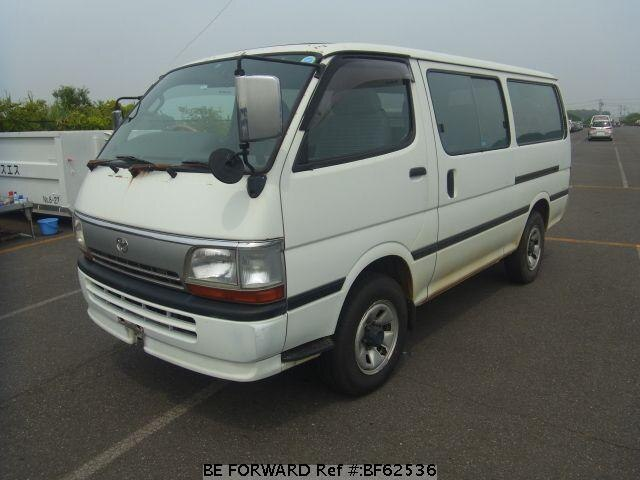Used 1996 TOYOTA HIACE VAN BF62536 for Sale