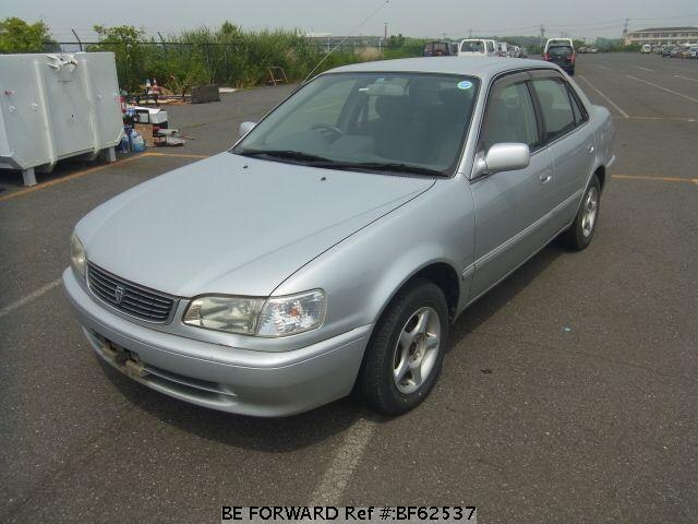 Used 1997 TOYOTA COROLLA SEDAN BF62537 for Sale