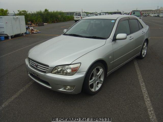 Used 1999 TOYOTA ALTEZZA BF62538 for Sale