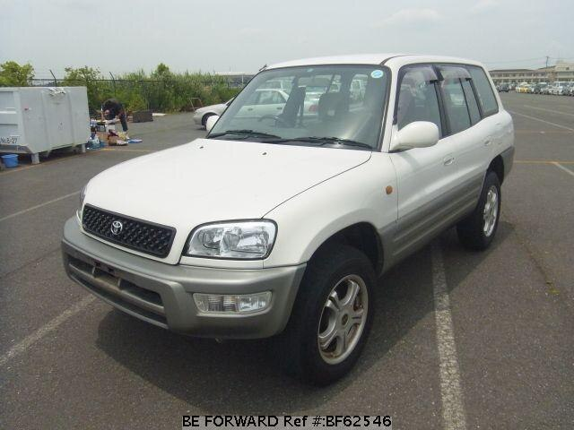 Used 1999 TOYOTA RAV4 BF62546 for Sale