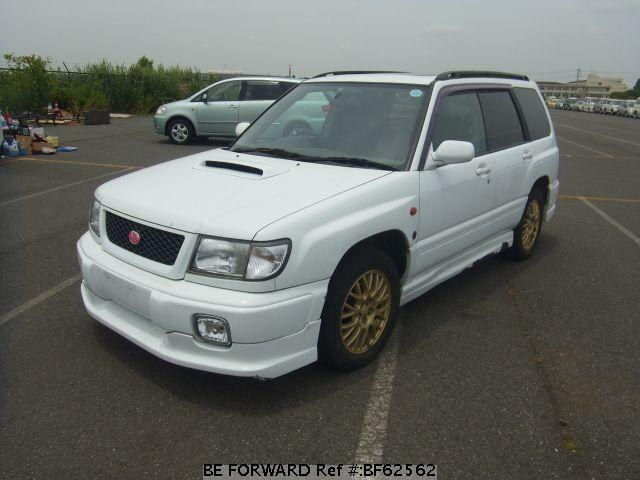 Used 1999 SUBARU FORESTER BF62562 for Sale