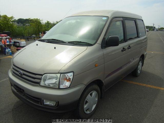 Used 1997 TOYOTA TOWNACE NOAH BF62572 for Sale
