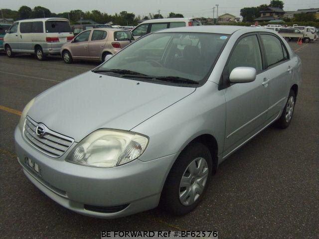 Used 2003 TOYOTA COROLLA SEDAN BF62576 for Sale
