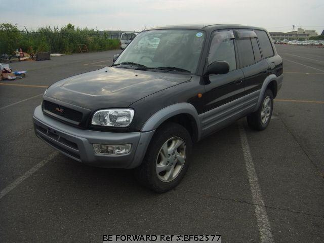 used 1999 toyota rav4 gf sxa11w for sale bf62577 be forward. Black Bedroom Furniture Sets. Home Design Ideas