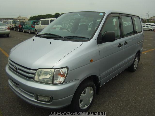 Used 1998 TOYOTA TOWNACE NOAH BF62591 for Sale