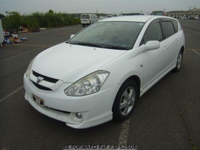 Used 2004 TOYOTA CALDINA BF62606 for Sale