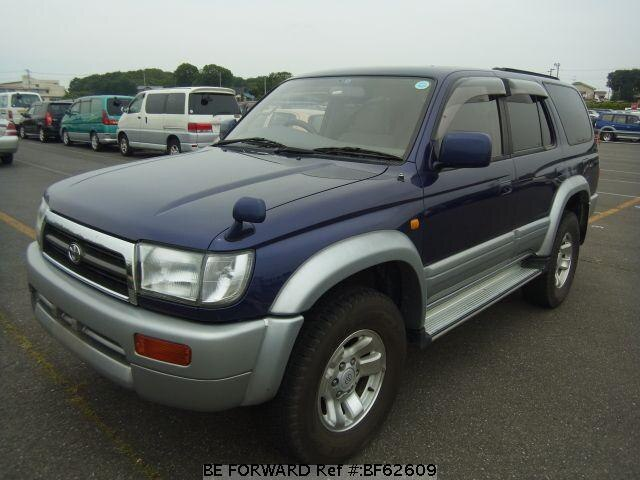 Used 1996 TOYOTA HILUX SURF BF62609 for Sale