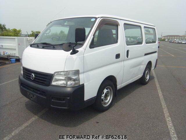 Used 2002 NISSAN CARAVAN VAN BF62618 for Sale
