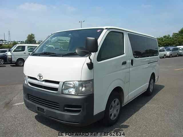 Used 2005 TOYOTA REGIUSACE VAN BF62634 for Sale