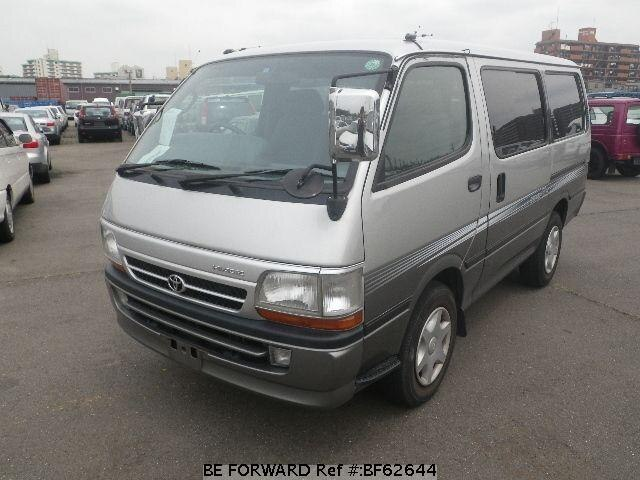 Used 2001 TOYOTA HIACE VAN BF62644 for Sale