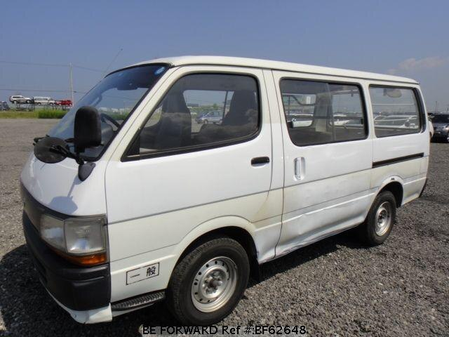 Used 1996 TOYOTA HIACE VAN BF62648 for Sale