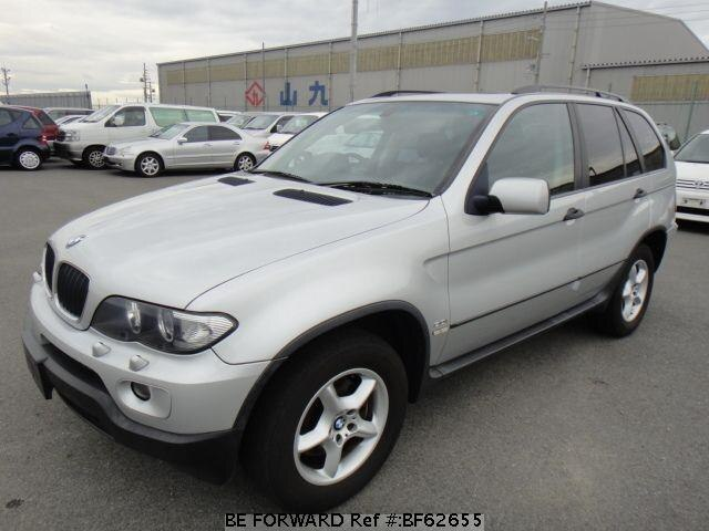 Used 2004 BMW X5 BF62655 for Sale