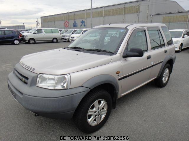 Used 2001 LAND ROVER FREELANDER BF62658 for Sale
