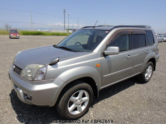 Used 2001 NISSAN X-TRAIL BF62659 for Sale