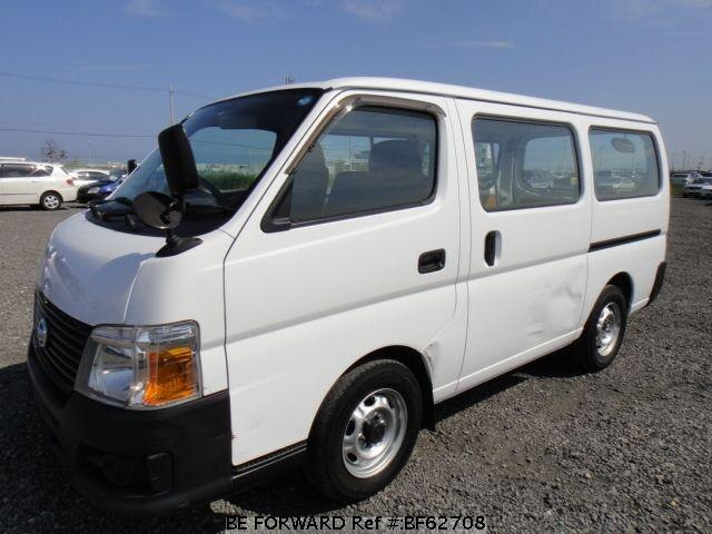 Used 2006 NISSAN CARAVAN VAN BF62708 for Sale