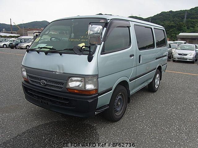 Used 2004 TOYOTA HIACE VAN BF62736 for Sale