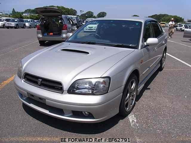 Used 1999 SUBARU LEGACY B4 BF62791 for Sale
