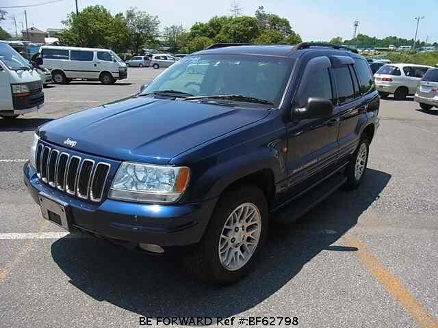 Used 2002 JEEP GRAND CHEROKEE BF62798 for Sale