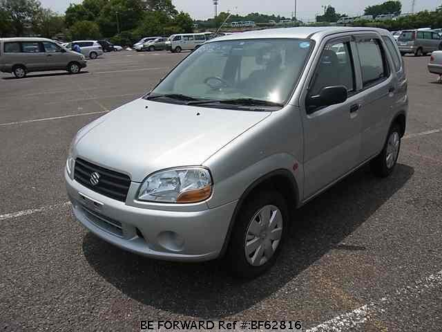 Used 2001 SUZUKI SWIFT BF62816 for Sale