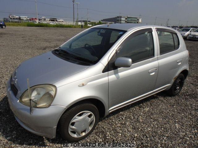 Used 1999 TOYOTA VITZ BF62822 for Sale