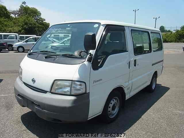 Used 2002 NISSAN VANETTE VAN BF62827 for Sale