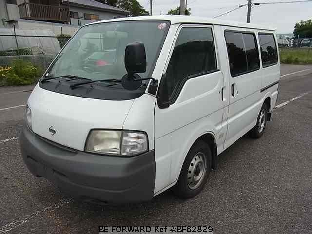 Used 2001 NISSAN VANETTE VAN BF62829 for Sale