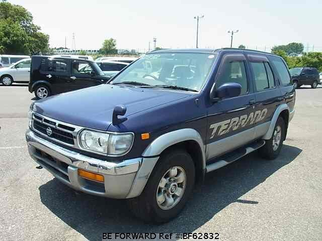 Used 1998 NISSAN TERRANO BF62832 for Sale