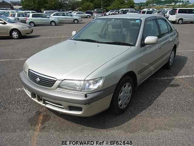 Used 1999 TOYOTA CORONA PREMIO BF62848 for Sale